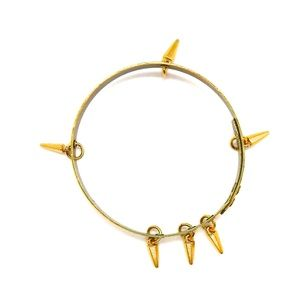 THUNDERBIRD GOLD DAGGER SMALL BANGLE - NEW